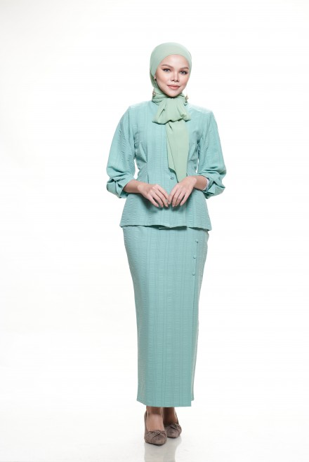 Endah In Sea Green